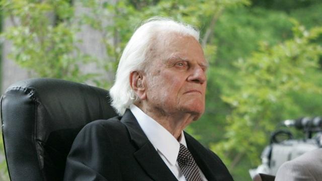 Funeral de Billy Graham será en tienda similar a la de su primera cruzada