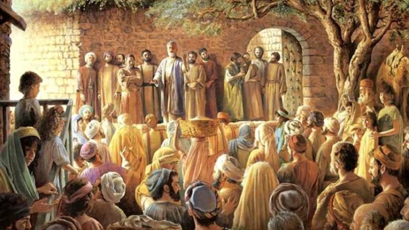 Devocional: Cristianos enviados por Dios
