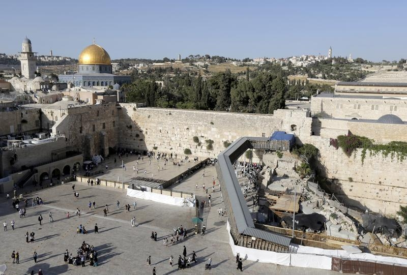 Palestina acusa a Israel de intentar destruir mezquita para construir Tercer Templo