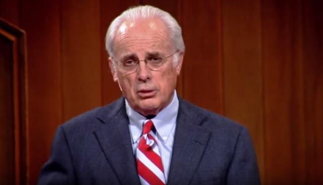 """John MacArthur: """"Muchos toleran un falso evangelio para no perder popularidad"""""""