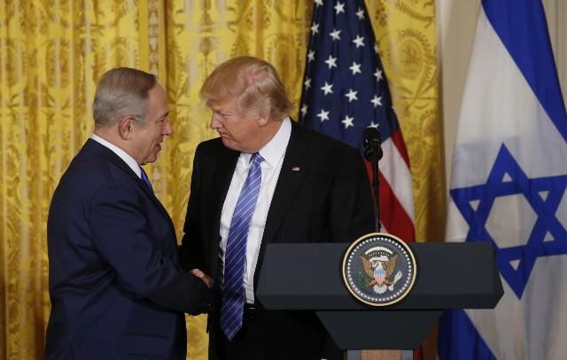 Trump amenaza con cortar ayuda a quien vote contra Israel en la ONU