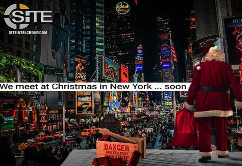Amenazas del Estado Islámico para Navidad deben ser tomadas en serio